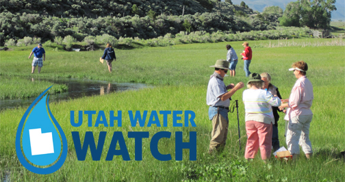 Utah Water Watch Banner